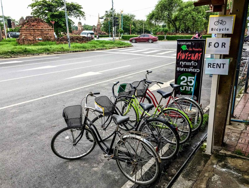 Thai Trip Plan.bikes